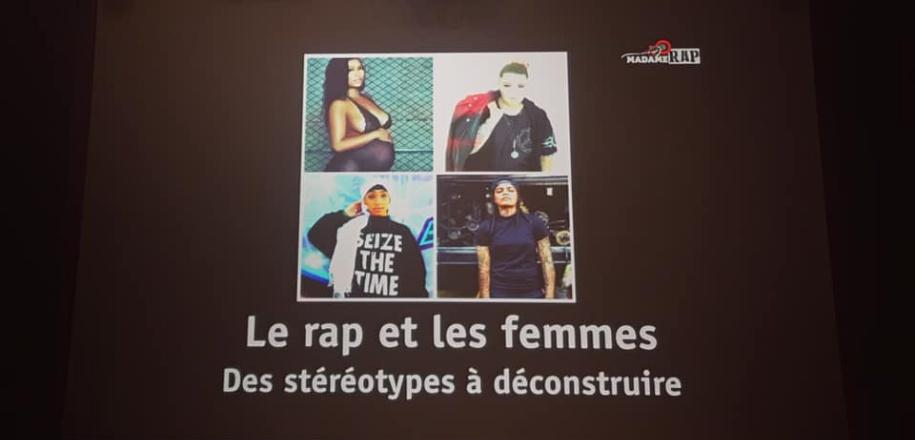 Conférence – Le rap et les femmes, des stéréotypes à déconstruire