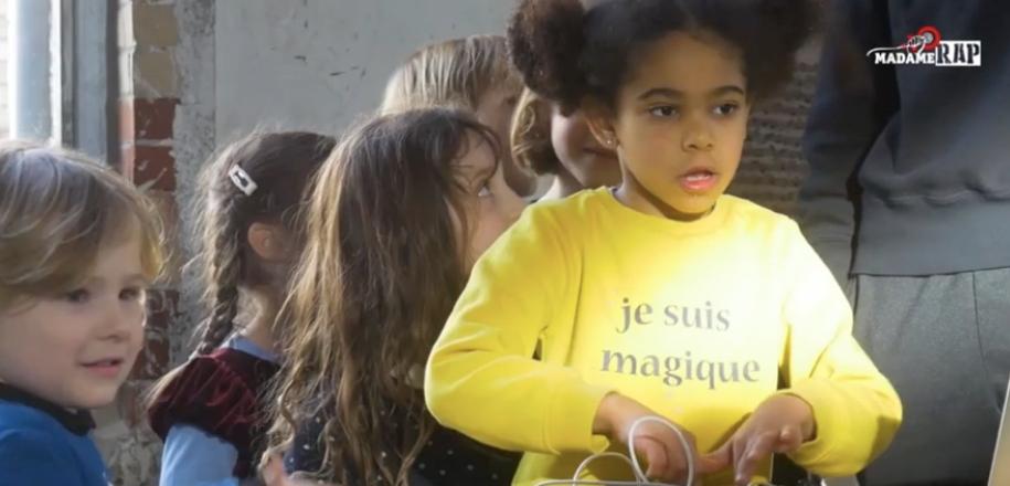 Vidéo : retour sur les ateliers de beatmaking pour enfants à Saint-Ouen